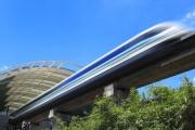 Japoński superpociąg