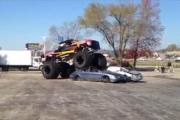 Elektryczny Monster Truck