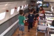 Przedszkole w samolocie