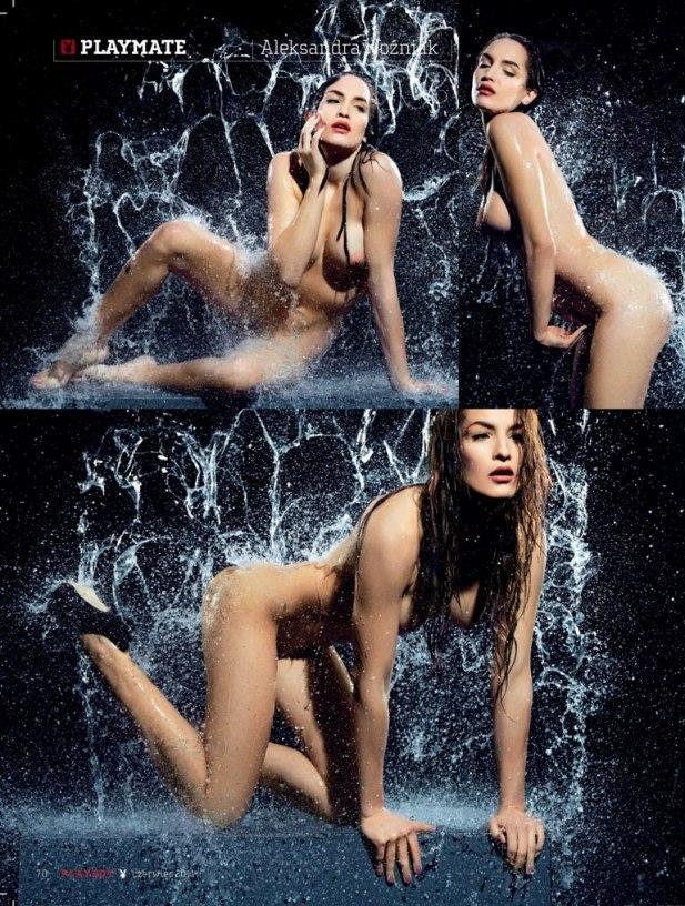 Aleksandra Woźniak Playboy