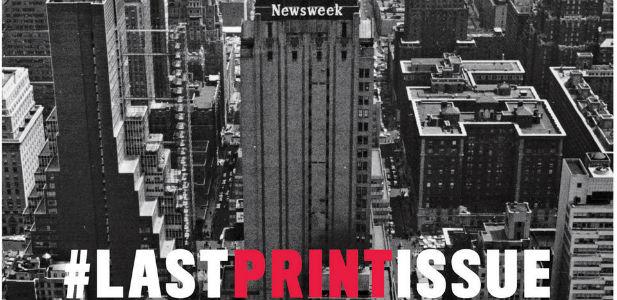 koniec newsweeka