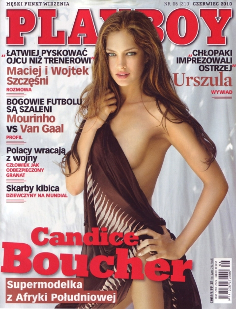 Candice Boucher Playboy