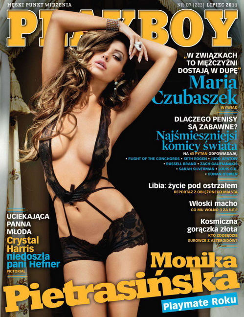 Monika Pietrasińska Playboy