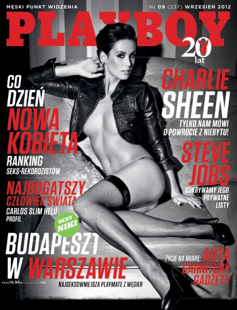 Niki Daniludisz Playboy