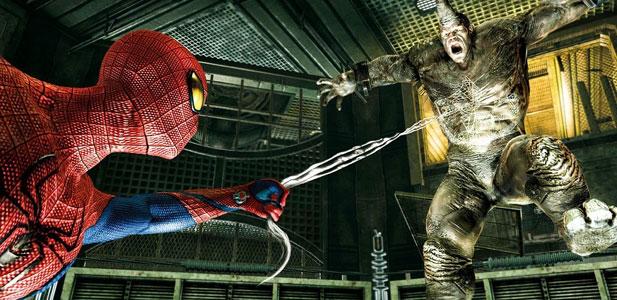 the amazing spiderman cena