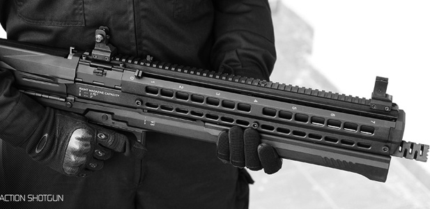 shotgun ile strzałów uts 15