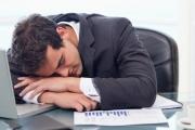 Jak spać w pracy?