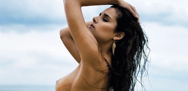 Joana Caldeira Playboy