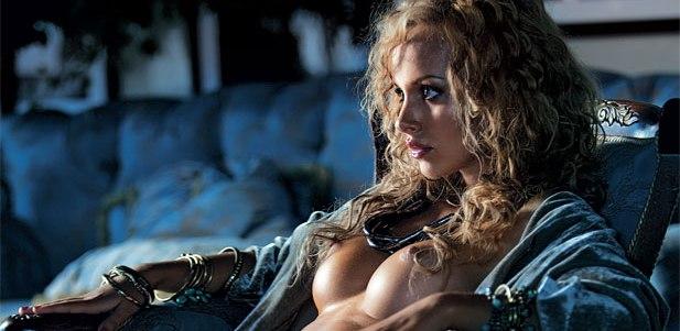 Julia Jurudiuk Playboy
