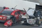 Gigantyczna kraksa w NASCAR