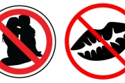 Zakaz całowania