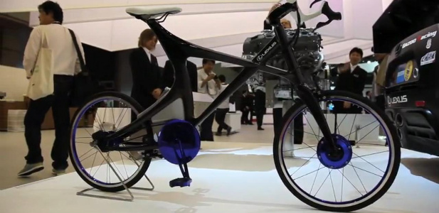rower od lexusa