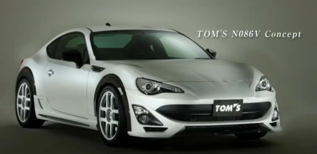 Toyota 86 TOM'S