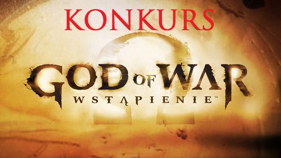 god of war wstąpienie konkurs