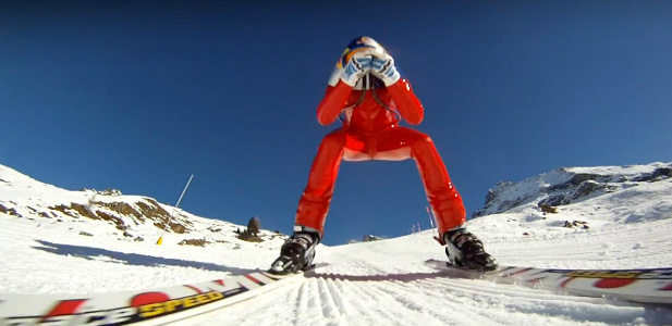 speed ski
