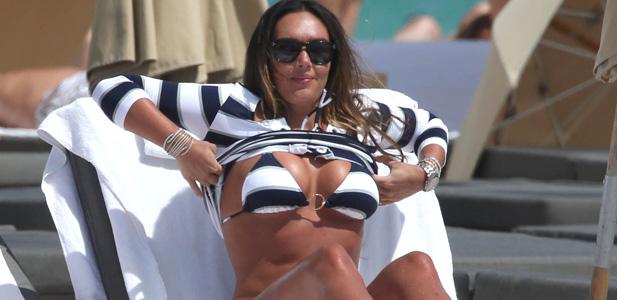 Tamara Ecclestone bikini