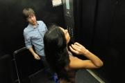 Striptease w windzie