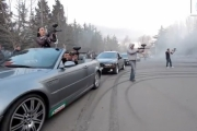 BMW ostrzelało Audi