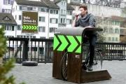 Kawiarnia dla rowerzystów