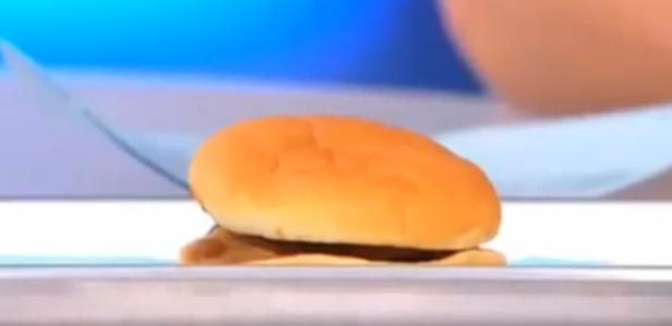 najstarszy hamburger świata