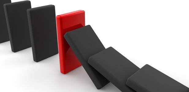 iphone domino