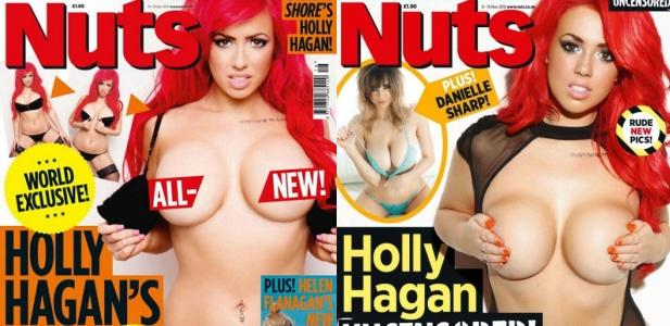 Holly Hagan Nuts