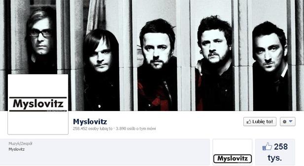 myslovitz fan page allegro
