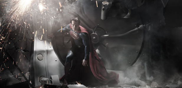 man of steel zwiastun