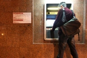 Ukradli 45 mln dol. z bankomatów
