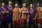 Nowe koszulki Barcelony
