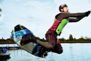 Wakeboarding w wykonaniu CKM