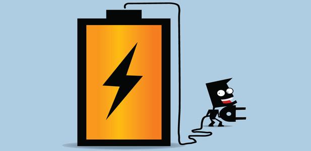 telefony z mocną baterią