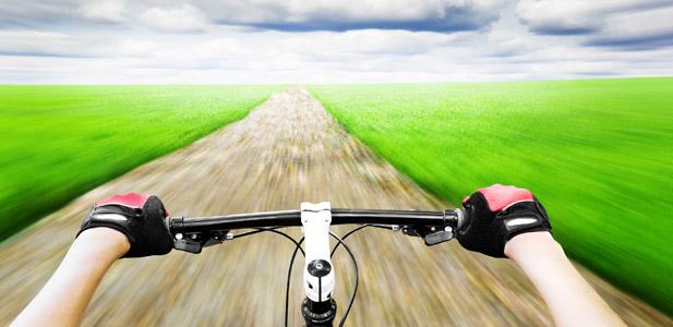 prędkość na rowerze