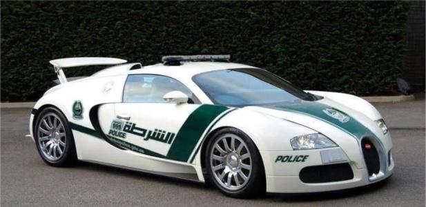 Bugatti Veyron Dubai