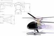 Helikopter o wadze motocykla