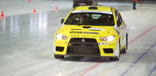 curling samochodami