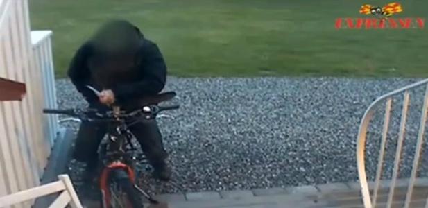 gwałciciel rowerów
