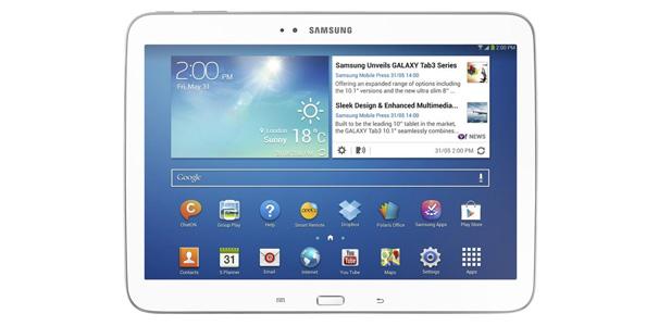 Samsung Galaxy Tab 3 specyfikacja