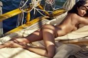 Anna Kołeczko w nowym numerze Playboya