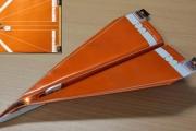 Przeciwpożarowe papierowe samoloty