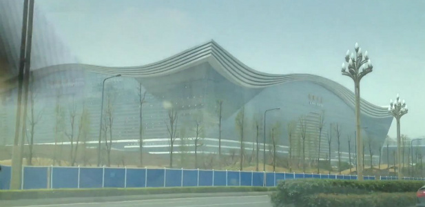 New Century Global Centre Chengdu