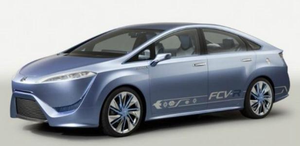 Toyota na wodór