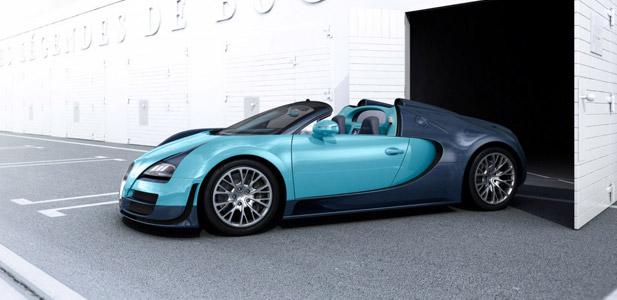 nowy bugatti veyron