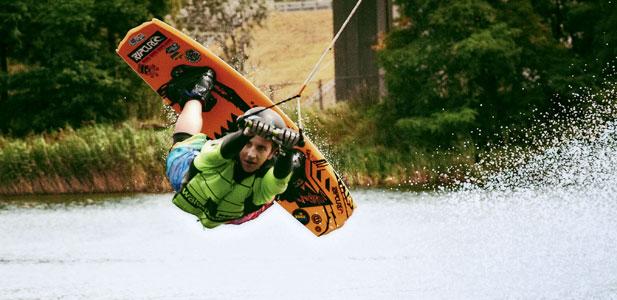 nauka wakeboarding