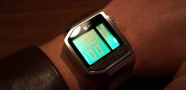 zegarek z alkomatem