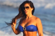 Carmen Ortega w bikini