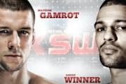 Gamrot – Winner na KSW 24!