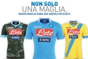 Wojskowe koszulki Napoli