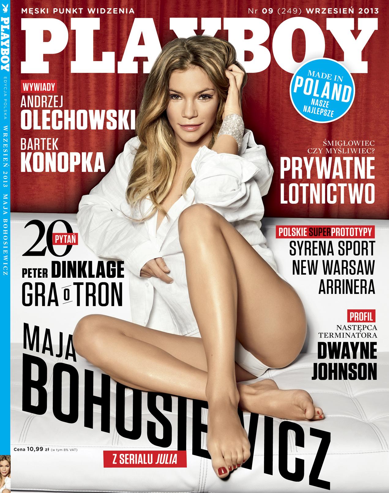 Playboy wrzesień 2013