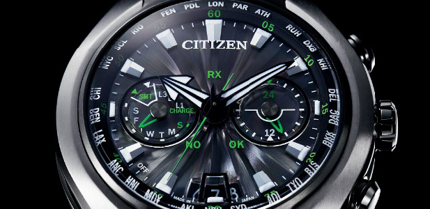 Citizen Eco-Drive Satelilite Wave